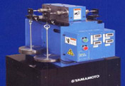 Rotary bending fatigue tester